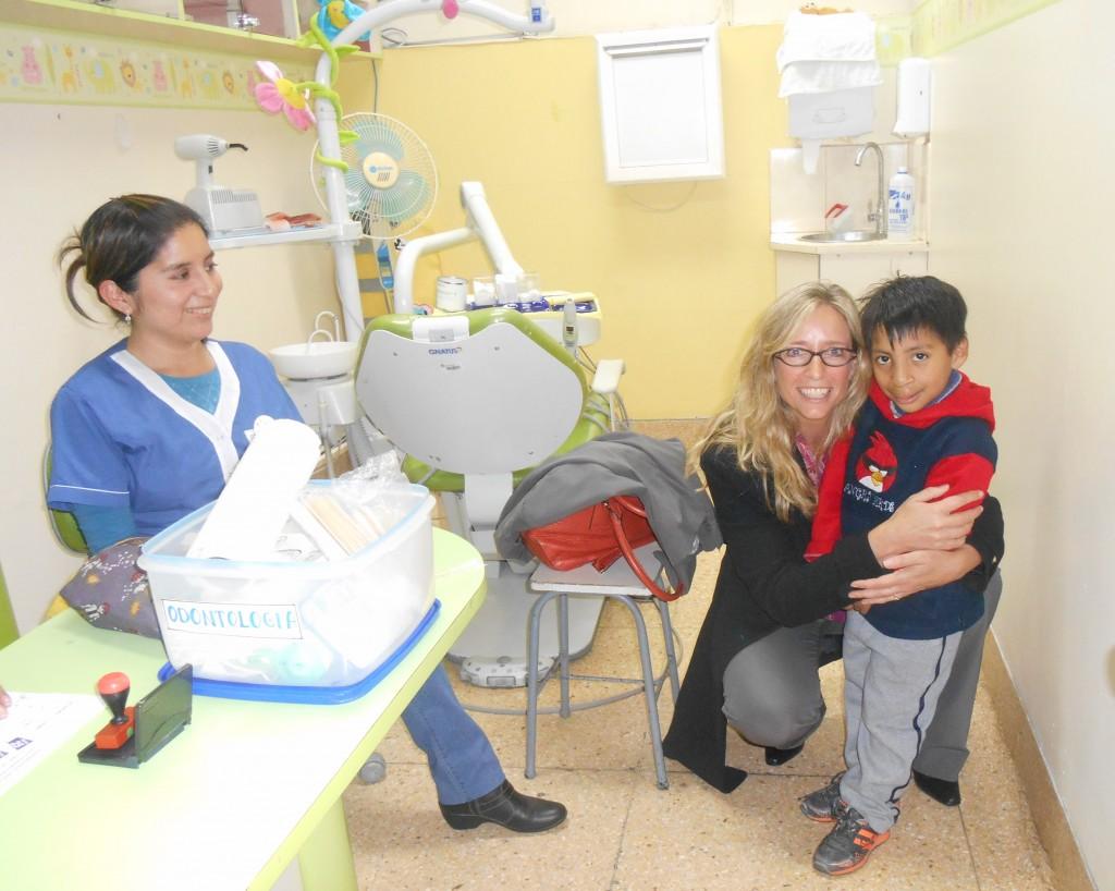 Sandra at CRC