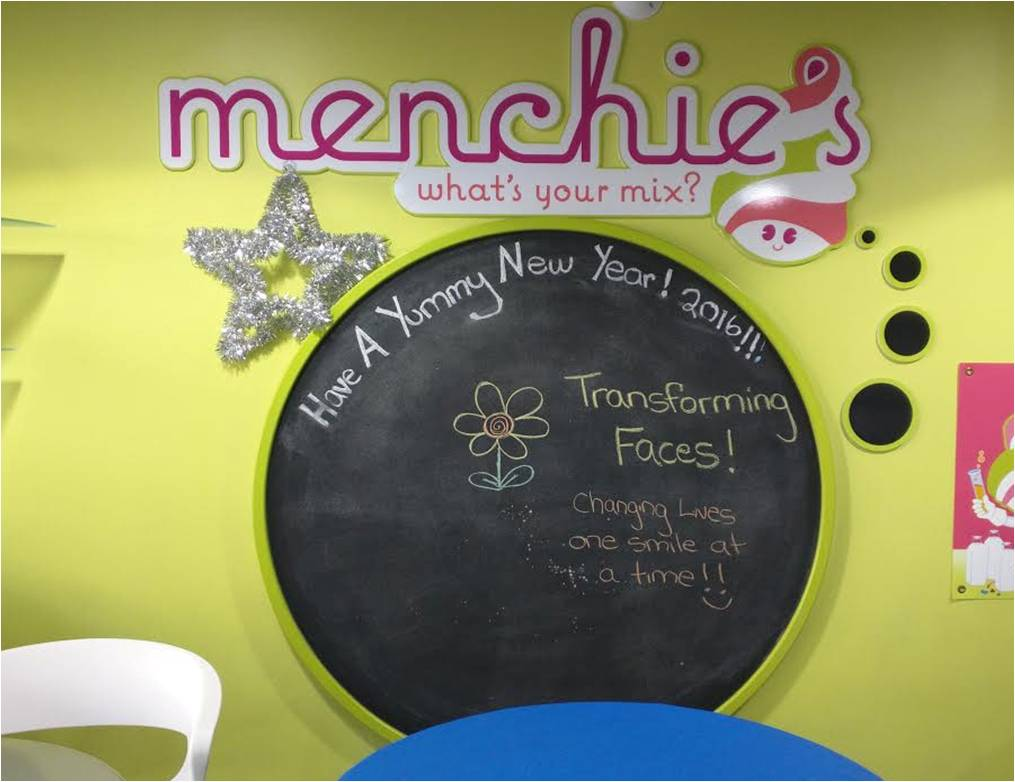 Menchies College Street Supports TF